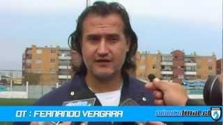 DT : FERNANDO VERGARA - PREVIO COPA CHILE ANTE S.M. DE ARICA