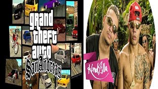 MC Lan e MC WM - Roda Roda Jequiti - Sua Amiga Vou Pegar(GTA BRASIL)