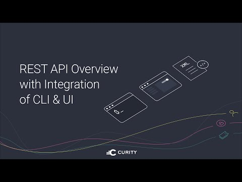REST API Overview with Integration of CLI & UI