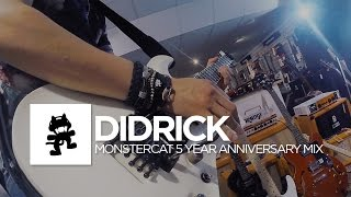 Monstercat Live Performance by Didrick [5 Year Anniversary Mix]
