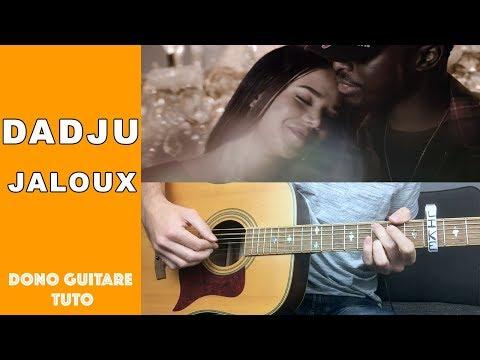 Comment jouer Jaloux de Dadju à la guitare