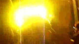 Chiclete canta no Lume da Fogueira no spazio 2008