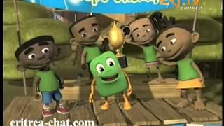 ኤርትራ Eritrean Cartoon Child Movie - Importance of Washing Hands - HQ