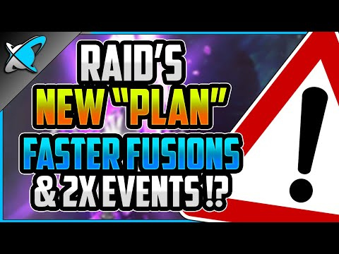 """Raid's """"NEW PLAN""""... WARNING For The Unprepared! 