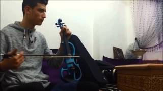 Violoniste Amine