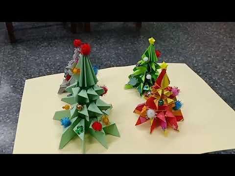 QQ聖誕樹創作 - YouTube