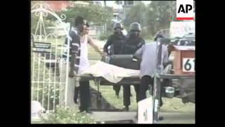 Guyana agriculture minister shot dead by intruders