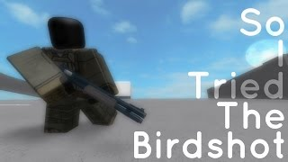 KSG BIRDSHOT (Showcase) | Phantom Forces [BETA]
