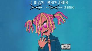 J RIZZY — GUCCI GANG (REMIX)  MARY JANE