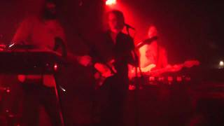 HD HQ AUDIO The Black Angels - Black Grease Live in Glasgow 2011