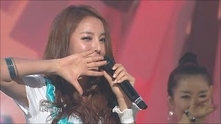 【TVPP】Hong Jin Young - Love's Battery (remix ver.), 홍진영 - 사랑의 배터리 @ Show! Music Core Live