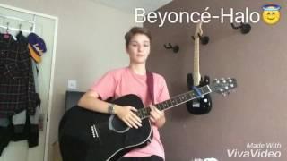 Beyoncé-Halo(cover)