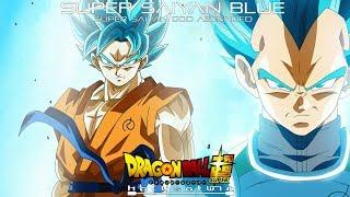 DBS: Super Saiyan Blue OST (SSJ God Ascended Cover) -  HalusaTwin