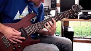 Aeon Zen - New 8 String Riffs