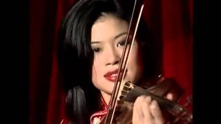 Vanessa Mae - Red Hot (Official Video)