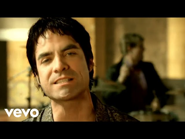 "Video oficial de ""Drops of Jupiter"" de Train"