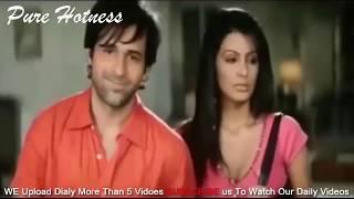 Imran Hasmi Extremely Hot Romantic Kissing and Bed Scene | Hot Scene | Hot Bed Scene | width=