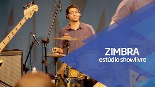 """""""Já sei"""" - Zimbra no Estúdio Showlivre 2015"""