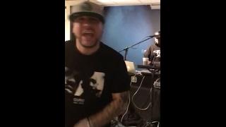 "DJ Premier Spinning ""The Empathy"" (prod by Large Professor) Live w/ M-Dot (In Studio 2-3-17)"