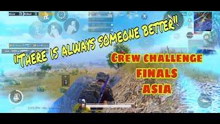 Crew Challenge ASIA FINALS   PUBG MOBILE   The Brawlers