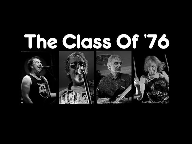 The Class of 76 - Punk War Survivors CV Promo - Extended Edition