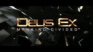 Deus Ex Mankind Divided , Rammstein - Pussy (cover/minus)