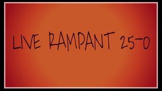 UC3 - Live Rampant