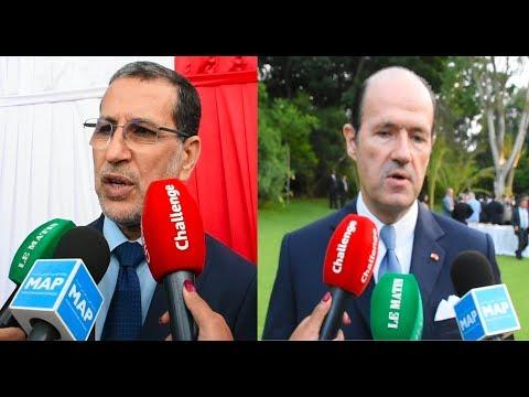 Video : Célébration à Rabat de la fête nationale française du 14 juillet