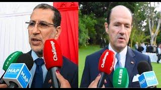 Célébration à Rabat de la fête nationale française du 14 juillet