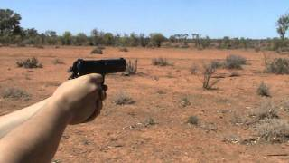 Bruni 96 1911 Replica 8mmPAK Blanks