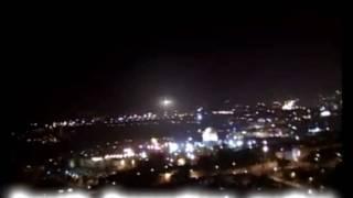 4th Jerusalem UFO video half and tenth speed