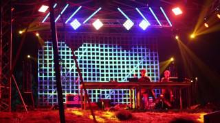 Zen Baboon - Full Moon at Dakini Festival Tuzla 2017