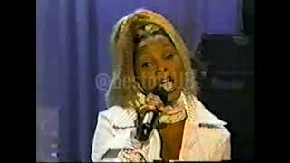 "Mary J. Blige performs ""Everything"" live on Jay Leno"