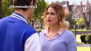 Violetta 3 - León le dice a Violetta que quiere estar con ella (03x50-51)