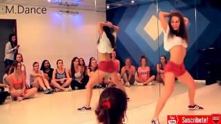 Rusas bellisimas bailando TWERK SEXY 2017    Russian girls sexy dance Twerking