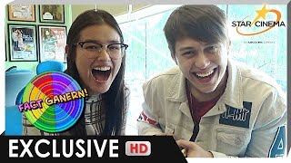 [Part 2] Fact Ganern with Liza Soberano and Enrique Gil