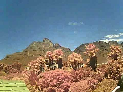 Timelapse Video – Table Mountain – 30/12/2010