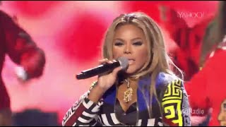 Lil' Kim - Its All About The Benjamin's (Live at the 2015 iHeartRadio Music Festival)