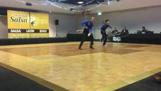 Los Mayimberos - Salsa duet - Sonidos del Mundo 2016