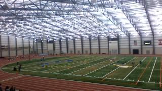 2014 NAIA Indoor Nationals semifinals 4x400