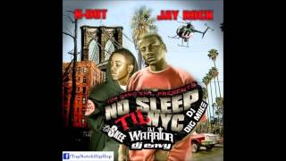 Kendrick Lamar & Jay Rock - Kick In The Door (Ft. Punch) [No Sleep Til NYC]