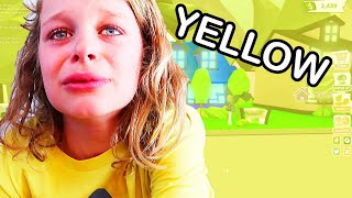 BIGGY CRIED - DECORATE HOUSE IN YOUR COLOR - Roblox Gaming w/ The Norris Nuts