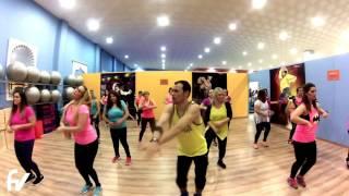Fran Vargas - Bailame / Choreography (Chino y Nacho Ft. Marc Anthony & Gente de zona)