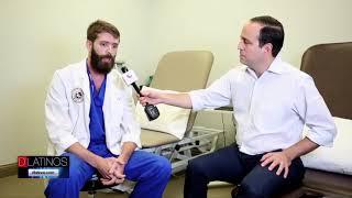 Hablamos con el Podólogo Sean Dunleavy sobre el cuidado de los pies