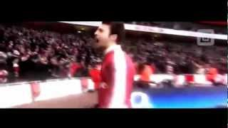 Cesc Fabregas - The Best Moments in Arsenal