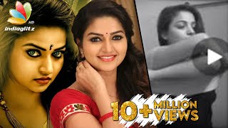 'Nandhini' serial actress Nithya Ram is facing online sexual harassment | Latest Tamil CIinema News width=