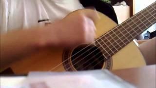 Tabáček - My guitar cover