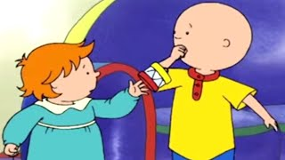 Caillou English Full Episodes | Caillou upsets Rosie | Cartoons for Kids | Caillou Holiday Movie