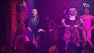 Rocky Horror Show Live 2015 - The Time Warp   Sweet Transvestite ( Cast Reprise )