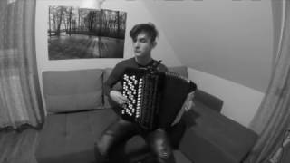 Mike Perry - The Ocean ft. Shy Martin (accordion cover)